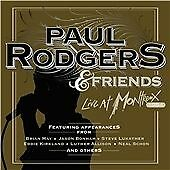 Paul Rodgers & Friends - Live at Montreux 1994 (2014)  CD+DVD  NEW  SPEEDYPOST