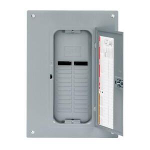 QO 125 Amp 24-Space 34-Circuit Indoor Main Lug Plug-On Neutral Load Center