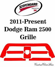 3M Scotchgard Paint Protection Film Pre-Cut Kits 2011 - 2015 Dodge Ram 2500
