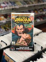 Tomb of Dracula 48 Vol 1 Gene Colan Cover Art - Marvel Comics 1976