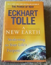 Eckhart Tolle The Power Of Now A New Earth Awakening To Your Life's Purpose