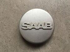 1 X SAAB ALLOY WHEEL CENTRE HUB CAP EMBLEM BADGE  PLASTIC 4648424