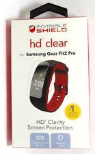 Zagg - Protection Invisible HD Transparent Écran pour Samsung Gear Fit2 Pro
