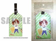 Hetalia Carry-s Bag Tag/Pass Case North Italy Algernon Product Licensed New