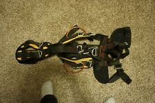 Pigeon Mountain Industries Avatar harness Sg51045 Parts Repair As Is Read Desc