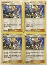 Pokemon - 4 x Bonnie - 103/131 SM: Forbidden Light - Uncommon