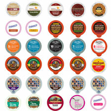 Best Coffee and Flavored coffee Single Cups For Keurig K cups Sampler,30-count
