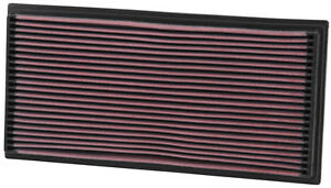 K&N PANEL FILTER for Volvo S40 & V40 **SEE NOTES** KN 33-2763