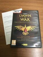 Dawn Of War The Complete Collection Warhammer 40,000 Winter Assault Dark Crusade