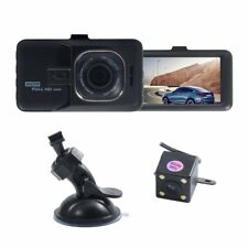 Dual Lens HD 1080P Auto Kamera Vehicle DVR Überwachung Dashcam Recorder Apr