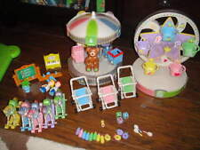 RARE 5 SIES QUINTS MERRY GO ROUND FERRIS WHEEL ROCKING HORSES AND MORE LOT