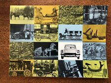CITROËN 'A Short History Of Suspension' UK Sales Brochure ID/DS, early '60s