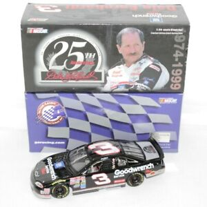 Dale Earnhardt Sr 3 GM Goodwrench Service Plus 1999 Monte Carlo 25th Anniversary