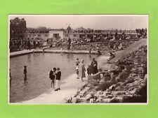 Kiddies Corner Bathing Pool Skegness RP pc used 1929 Donlion Ref E535