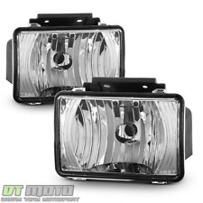 2004-2012 Chevy Colorado GMC Canyon Driving Fog Lights Bumper Lamps Left+Right