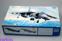Trumpeter 02229 1/32 AV-8B Harrier II hot