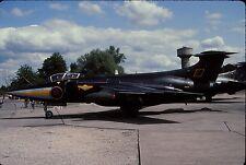 Original colour slide Buccaneer S.2B spcl. XN976 of 208 Sqdn. Royal Air Force