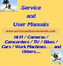 AKAI Manuale di servizio