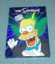 The Simpsons - Season 11 (DVD, 2008, 4-Disc Set)