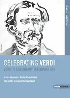 Celebrating Verdi [Arturo Toscanini, Crol Maria Guilini, Tito Gobbi ][Region 2]