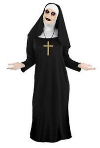 Adults Valak Demon Nun The Conjuring Halloween Fancy Dress Costume