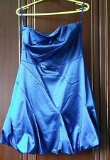 Monsoon Blue Dress Size 14