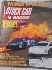 Stock Car Racing Magazine Build An Engine Stand February 1992 040817NONRH
