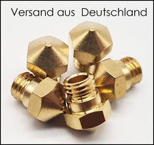 0.4mm M7 Düse Nozzle 3D-Drucker für MK10 Hotends Extruder Flashforge Dremel etc.