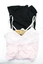 Lululemon Womens Athletic Tank Top Leggings Pants Pink Black Size 6 Lot 2