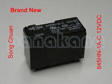 Song Chuan 845HN-1A-C 12VDC SPST Relay – Brand New
