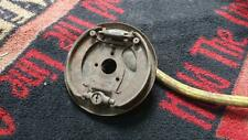 vw beetle / schwimwagen  -1949 back plate for cable brakes