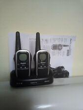 Twin Binatone Terrain 750 Long Range Two Way Radios, Walkie Talkies With Charger