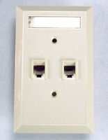 DB9 Male//RJ45 10161625 DB9 Adapter LOT OF 5 8P//8C//USOC