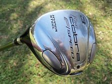 LEFTY King Cobra F Speed Hyper Steel 3 Wood Golf Club Aldila Graphite R Shaft ⛳