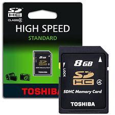 8 GB Kamera-Speicherkarten für Canon