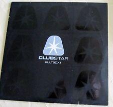 "Schallplatte Vinyl Maxi-Single Clubstar ""Kultbox 1"""