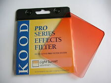 KOOD P SERIES LIGHT SUNSET GRADUATED FILTER FITS COKIN P SERIES SS1