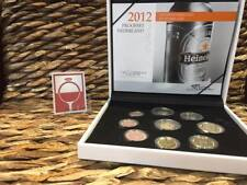 NEDERLAND 2012 - PROOF SET EURO MUNTEN  - PROOFSET - PP