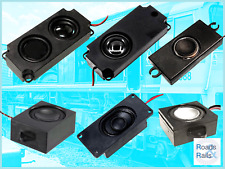 More details for o gauge speakers for esu loksound xl, l and zimo large scale decoders. heljan