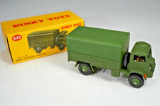 vintage Dinky Toys 623 Army Covered Wagon - LKW mit Plane - MIB  - Lagerfund