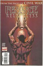 Penance Relentless #2 : Marvel comic book