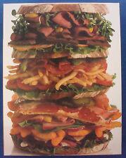 jigsaw puzzle 500 pc springbok Snack Stack triple decker sandwich