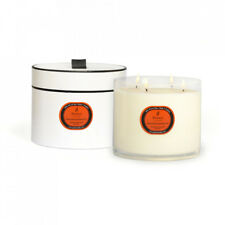 Parks London Aromatherapy Four Wick Candle  Scent - Orange, Cedarwood & Clove