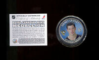 2005-06 Sidney Crosby Royal Canadian Mint Medallion Rookie Coin Rare