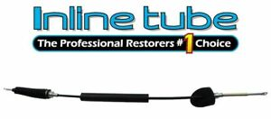 1970-72 Oldsmobile Cutlass 442 W-30 W-31 Turbo 350 & 400 Dual Gate Shifter Cable