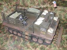Autoconstruction d'un américain de transport chars sur TAMIYA Leopard 1 châssis, échelle 1:16