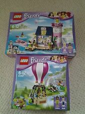 *NEW* LEGO Friends 41094 & 41097 Heartlake Lighthouse & Air Balloon