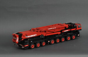 ZZ  YCC LTM 1400 Mammoet Mobilkran 1:50 NEU in OVP ZZ