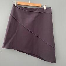 Wolford Baily asymmetric A-line skirt UK 10