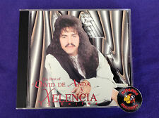 The Best of David De Anda y Xelencia 12 Exitos USED CD Spanish Piranha Records
